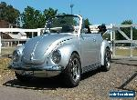 Volkswagen Beetle Genuine Karmann Body Convertible. M. for Sale