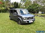NISSAN CUBE 7 SEATER AUTO territory rukus captiva oddysey kluger carnival dualis for Sale