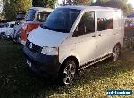 Vw Transporter T5 (Immaculate) for Sale
