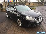 2007 VOLKSWAGEN GOLF SPORTLINE TDI  140 BHP  2.0 TURBO DIESEL  6 SPEED BOX  for Sale