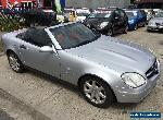 mercedes benz 230slk automatic 1998 for Sale