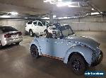 Vw beetle convertible with 1600 engine ! for Sale