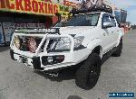 2014 Toyota Hilux KUN26R MY14 SR5 Double Cab Automatic 5sp A Utility for Sale