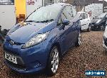 2010 FORD FIESTA 1.25 Edge 3dr for Sale
