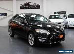 2013 FORD MONDEO TITANIUM TDCI, Black, Auto, Diesel, FULL FORD SERVICE HISTORY! for Sale