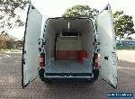 2010 Renault Master X70 MY07 LWB White Automatic 6sp A Van for Sale