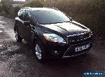 2012 (62) FORD KUGA 2.0 TDCI, 49900 MILES, FULL SERVICE HISTORY, FULL LEATHER for Sale