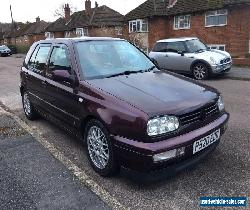 1996 VOLKSWAGEN GOLF 2.8 VR6 MODIFIED for Sale