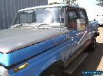 f100 twin cab for Sale