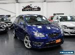 2006 FORD FOCUS ST-3 Blue Manual ** LOW MILES ** GOOD SERVICE HISTORY! for Sale