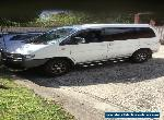 mitsubishi delica 4x4 2002 8 seater in good condition new tyers 20th anniversary for Sale