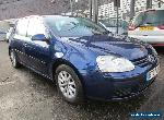 2007 (07) VOLKSWAGON GOLF 1.9TDI MATCH ~ 5 DOOR for Sale