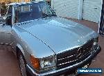 1988 Mercedes - Benz 560sl for Sale