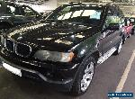 04 BMW X5 3.0D SPORT FULL LEATHER, CLIMATE, COLOUR SAT NAV, ALLOYS NICE 9 SERVIC for Sale
