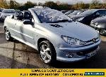 2003 PEUGEOT 206CC ALLURE S 1.6 CABRIOLET FULL SERVICE HISTORY LONG MOT 108 BHP for Sale