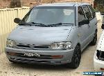1992 Nissan Serena ST SR20DET - Comes with a spare vehicle for Sale