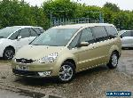 2007 FORD GALAXY 1.8 TDCI Ghia 6 Gears 7 Seater MPV Diesel for Sale