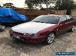 1995 RED HOLDEN SED for Sale