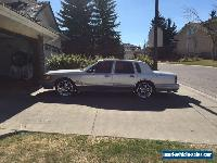 Lincoln: Town Car Silver for Sale