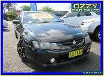 2002 Holden Commodore VY SV8 Black Manual 6sp M Sedan for Sale