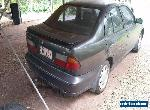 nissan pulsar 5 speed 4 door sedan for Sale