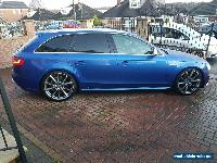AUDI A4 AVANT RS4 REPLICA for Sale