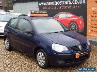 VOLKSWAGEN POLO 1.2 E Blue Manual Petrol, 2008  for Sale