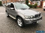 2004 BMW X5 3.0D Sport, Sat Nav, Low Mileage! FSH, px .swap for Sale
