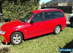 Vz Commodore  Wagon Dual Fuel for Sale