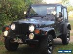 2006 65th Anniversary TJ Jeep Wrangler for Sale