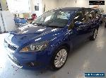2009-59 Ford Focus 1.6 TDCi DPF Titanium 5dr Estate Blue Manual Diesel  for Sale