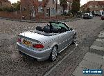 bmw e46 325ci msport convertible for Sale