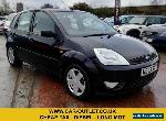 2004 FORD FIESTA ZETEC 1.4 TDCI LONG MOT DIESEL CHEAP TAX 5DR 68 BHP DIESEL for Sale