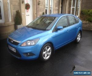 Ford Focus 1.6 ( 100ps ) 2008 Zetec for Sale