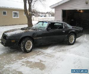 Pontiac: Firebird BANDIT CLONE