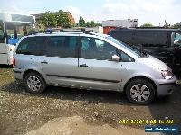 2005 Ford Galaxy 1.9 TDi Zetec 5dr Silver Automatic  for Sale