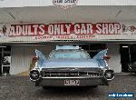 1959 Cadillac Seville Automatic 3sp  for Sale
