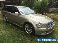 Nissan Stagea M35 2001 Station Wagon for Sale
