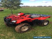 Honda 500 quad for Sale