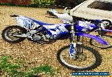 YAMAHA WR450F 2005 MOTO X OFF ROAD ROAD LEGAL /CRF YZF for Sale
