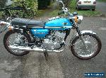 1970 SUZUKI  T500 Under 3,000 miles. Original Classic Vintage Taxed and tested. for Sale