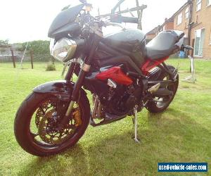 Triumph Street Triple R 675 for Sale