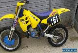 1989 rm 250 for Sale