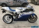 MV AGUSTA F4 CRC 01/2008MDL 30989KMS  PROJECT MAKE AN OFFER for Sale