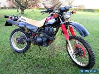 1987 YAMAHA XT 350 BLACK FULLY HPI CLEAR TRAIL BIKE GREEN LANER 200 250 500 600  for Sale