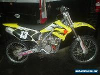 2004 Suzuki RM-Z250 for Sale