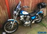 Yamaha Virago VX535 1993 SPARES or REPAIR non runner for Sale