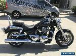 TRIUMPH THUNDERBIRD COMMANDER 12/2016 MDL 1969KMS PROJECT MAKE AN OFFER for Sale