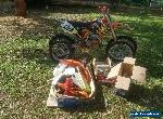 2011 KTM 85SX with Big and Small wheels for Sale