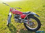 1977 Bultaco Sherpa 250 road legal classic trials for Sale